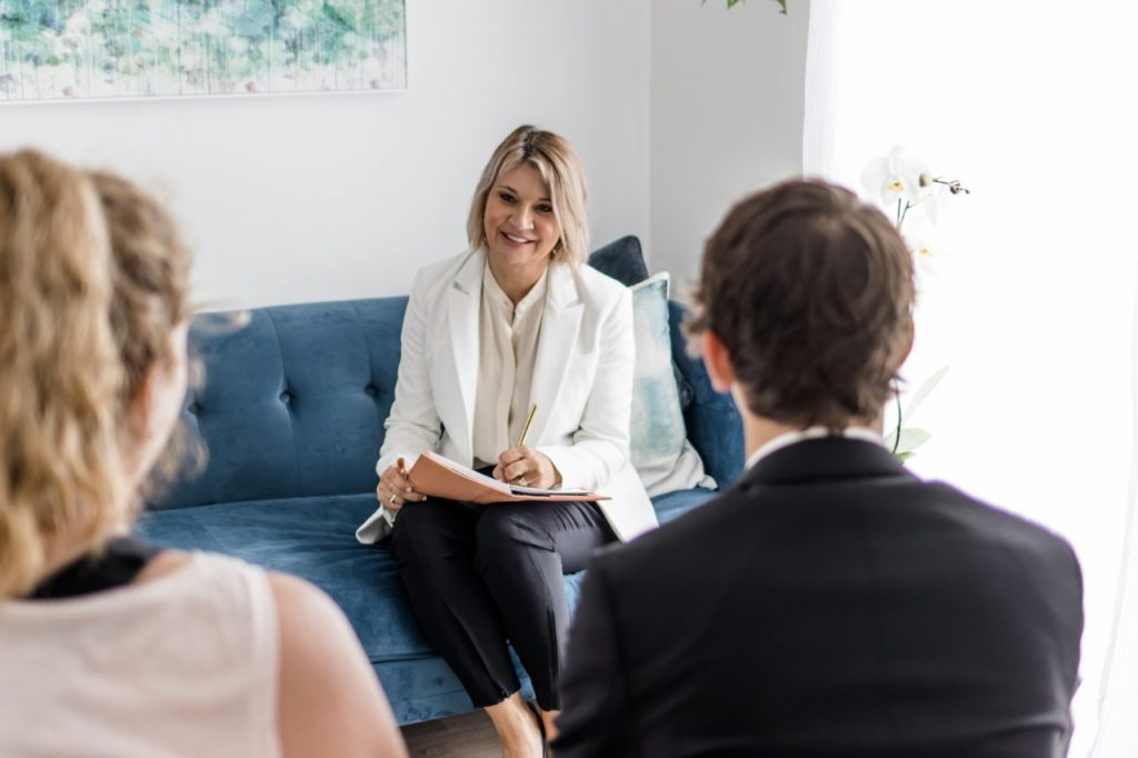 What to expect from couples' counselling